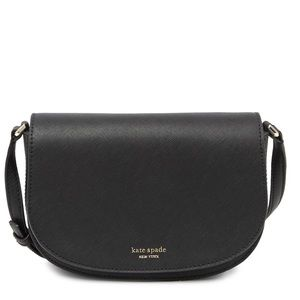 Kate Spade Black Crossbody Purse Bag